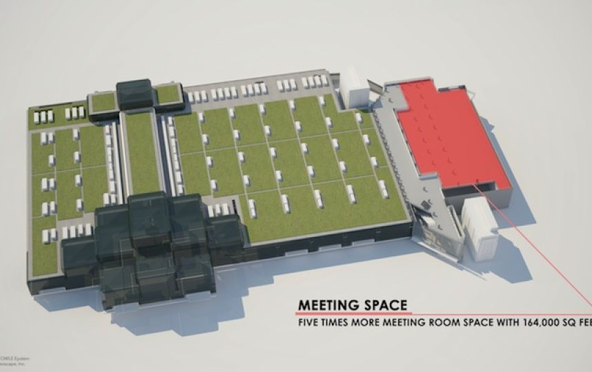 javits expansion meeting 2015