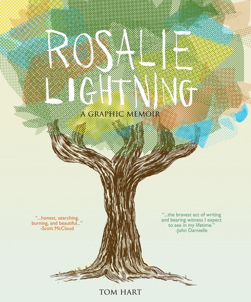 ROSALIE LIGHTNING cover