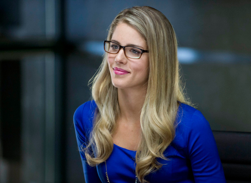"Arrow -- ""City of Heroes"" -- Image AR201a_0073bc -- Pictured: Emily Bett Rickards as Felicity Smoak -- Photo: Cate Cameron/The CW -- © 2013 The CW Network. All Rights Reserved"