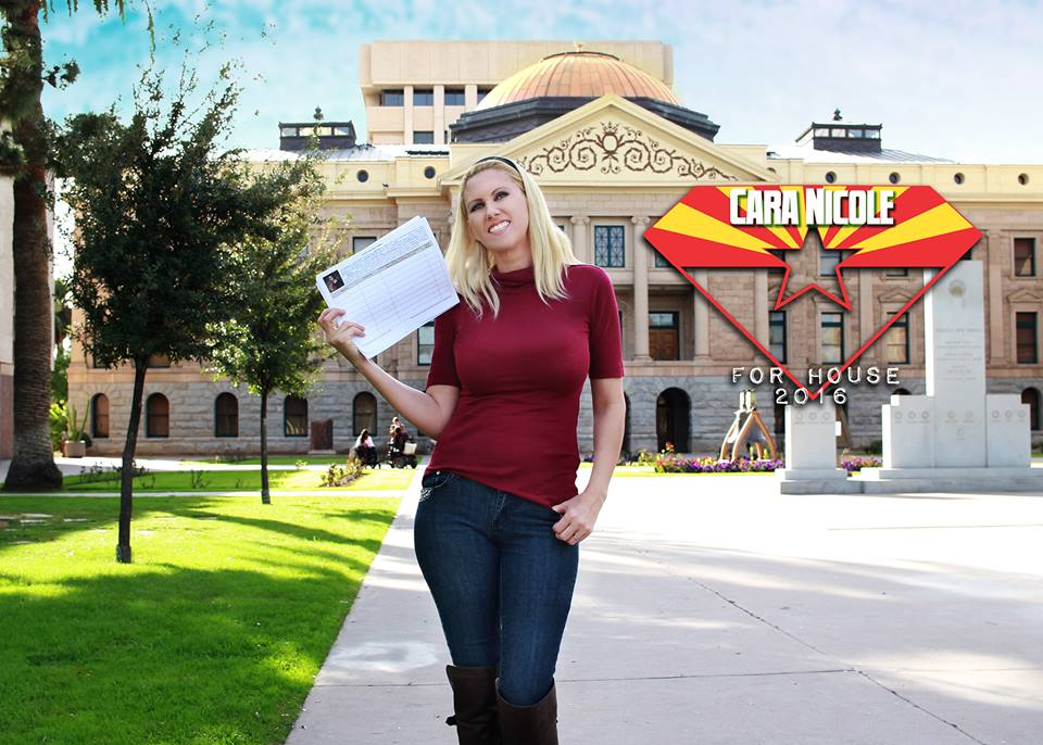 Arizona State Representatives >> There S A Cosplayer Running For Arizona House Of
