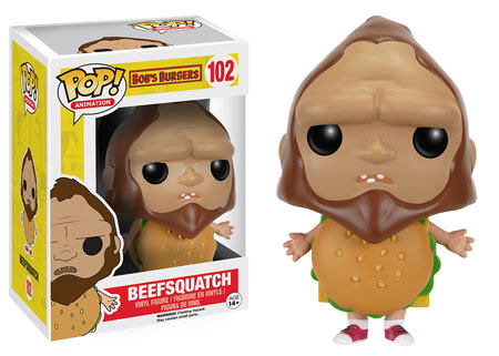 Funko's Pop! Bob's Burgers: Beefsquatch