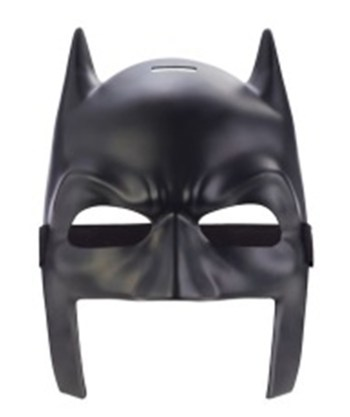 Batman Cowl Mask: Kid-sized mask for role-play. SRP $7.99