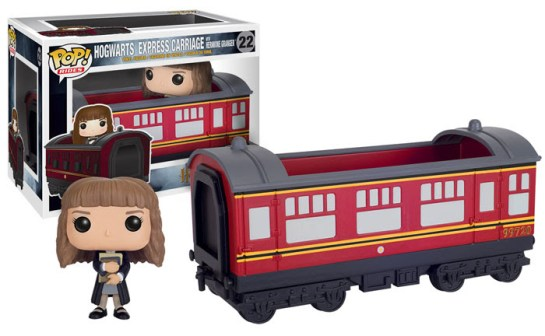 Funko's POP! Ride Series: Hermione Granger