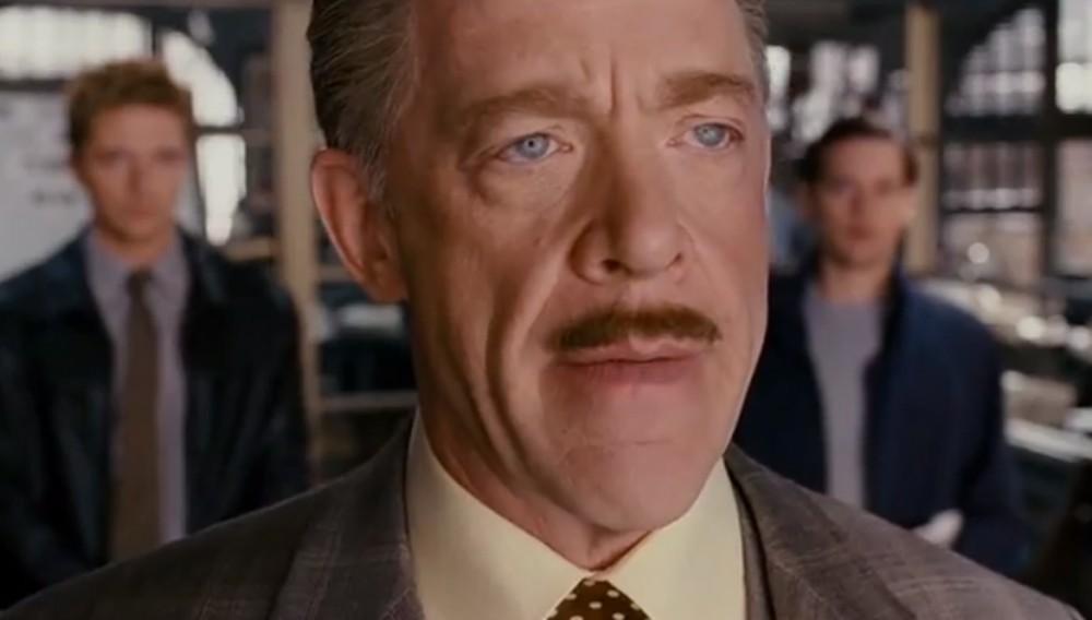 J.K. Simmons Spider Man