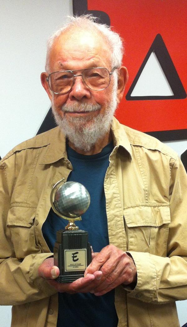 Jaffee with Eisner Award 5-5-13.jpg