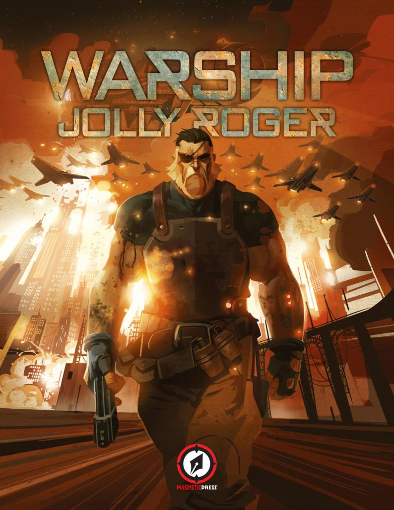 Warship Cover