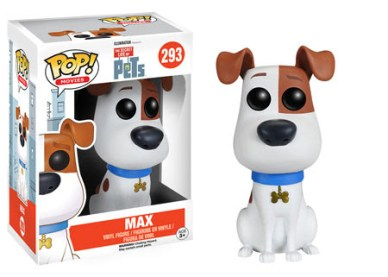 Max (the Jack Russel Terrier)