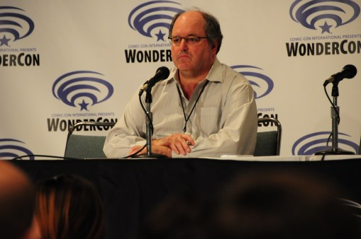 John Rogers, President of Comic-Con International