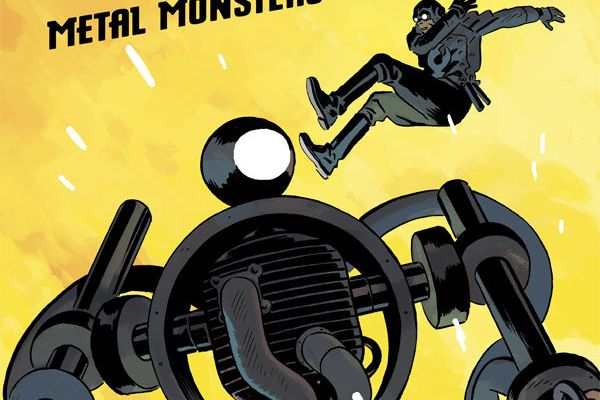 INTERVIEW: John Arcudi talks Lobster Johnson, B.P.R.D, and writing in the Hellboy Universe