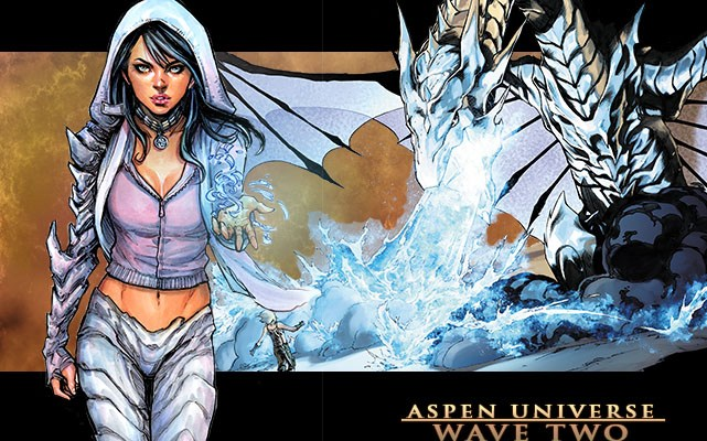 "SDCC'16: Aspen Comics Teases Their Post ""Revelations"" future"