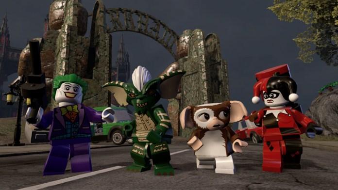 Gremlins_Gizmo, Stripe, Joker & Harley