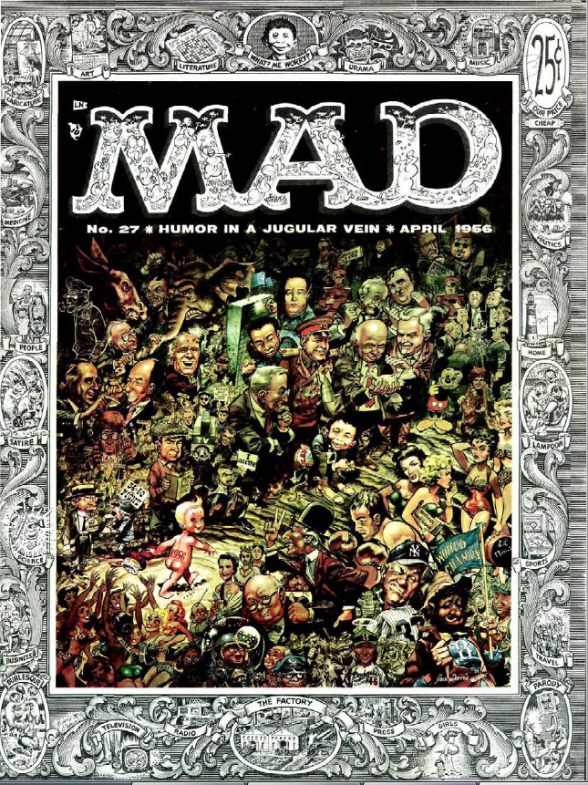 MAD 27 cover