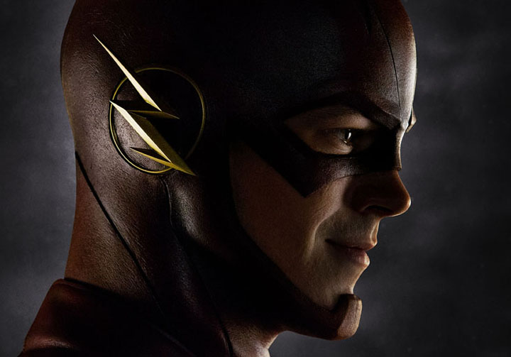 """The Flash -- """"Pilot"""" -- Image FLA101_0001 -- Pictured: Grant Gustin as The Flash -- Photo: Jack Rowand/The CW -- © 2014 The CW Network, LLC. All rights reserved"""