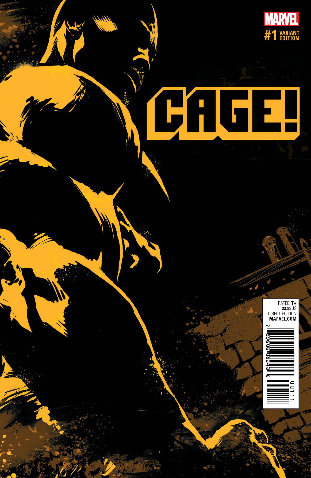 Cage!_1_Quesada_Variant