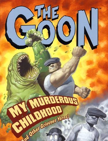 Eric Powell talks ComiXology Unlimited adding The Goon  Plus