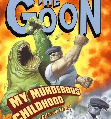 Eric Powell talks ComiXology Unlimited adding The Goon. Plus what's new in October