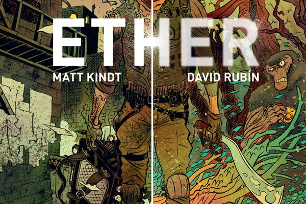INTERVIEW: Matt Kindt's murder mystery magic in the ETHER