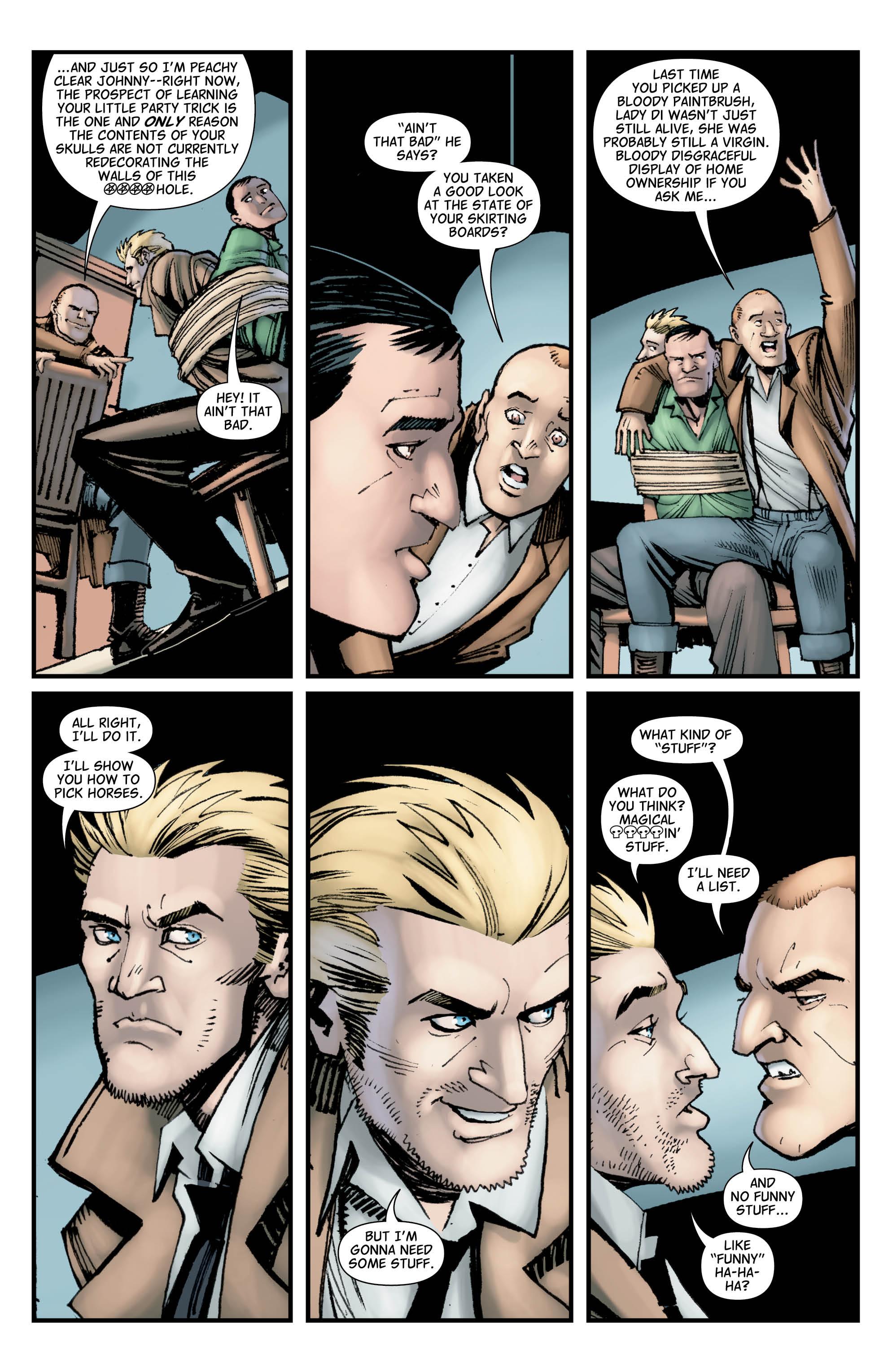 Dc Reborn Round Up The Gang Reviews Hellblazer 4 And Batman 66