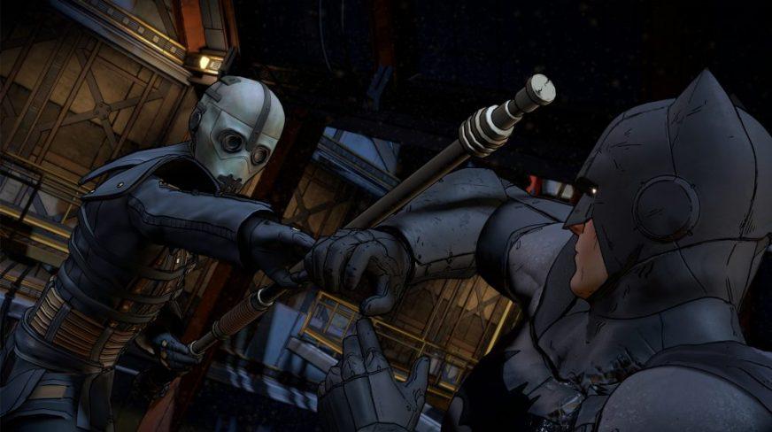 Batman vs Lady Arkham