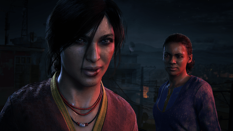 Uncharted 4: The Lost Legacy reveal