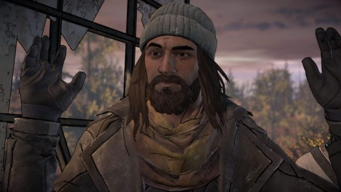 telltale games doesn't mind putting a little Jesus in their game.