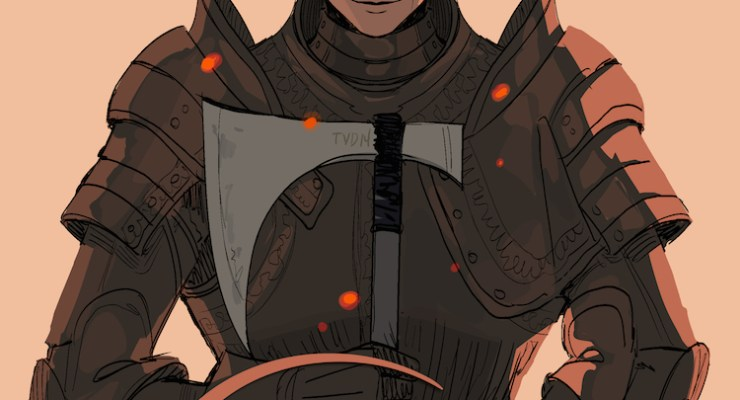 Webcomics in Review: Knights Errant – Imperfect Strangers