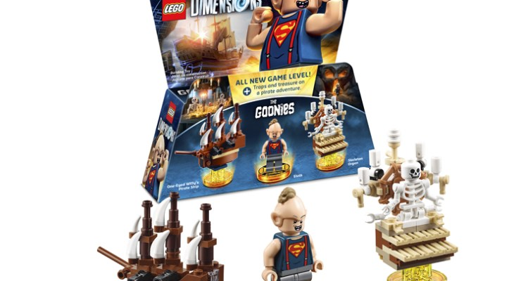 LEGO Dimensions gets The Goonies!