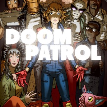 Doom Patrol 6 Cover
