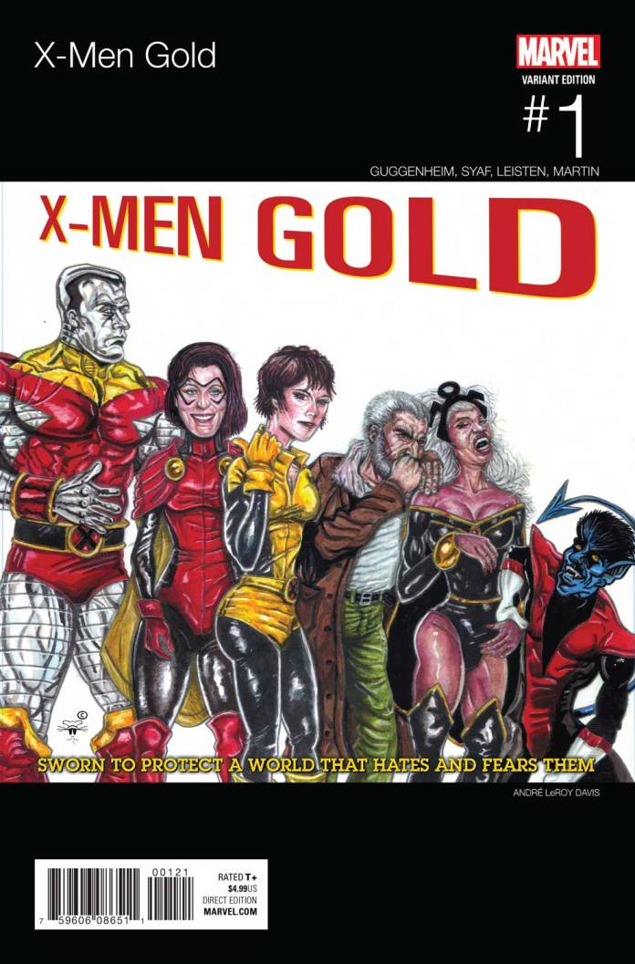 X-Men_Gold_1_Davis_Hip-Hop_Variant