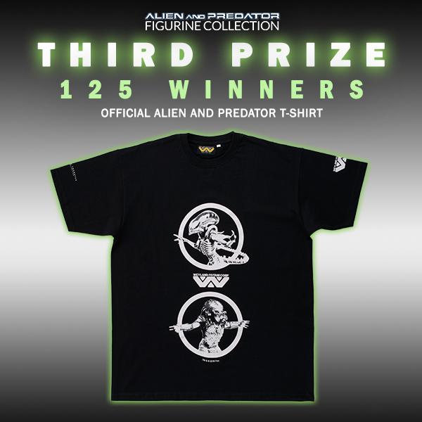3rd prize- tshirt