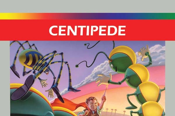 Atari's Centipede – The Comic – Debuting in July With Max Bemis Attached