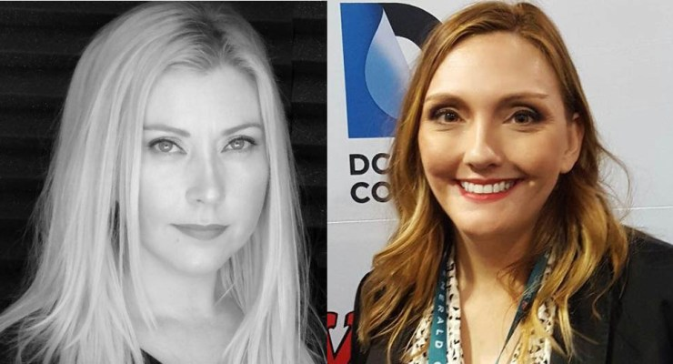 WonderCon '17 INTERVIEW: Julie and Shawna Benson on Year 2 of BATBOP and their rookie season in comics.