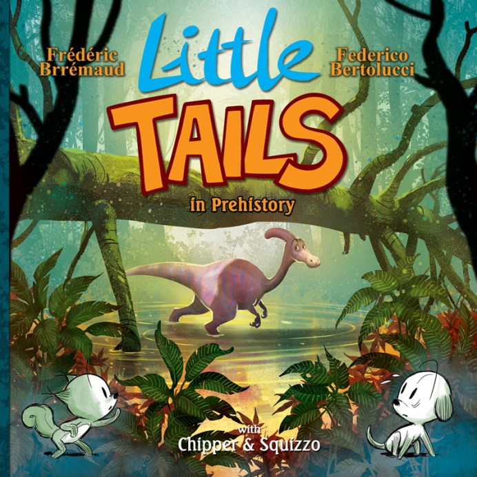 Little Tails - Prehistory US cover Front