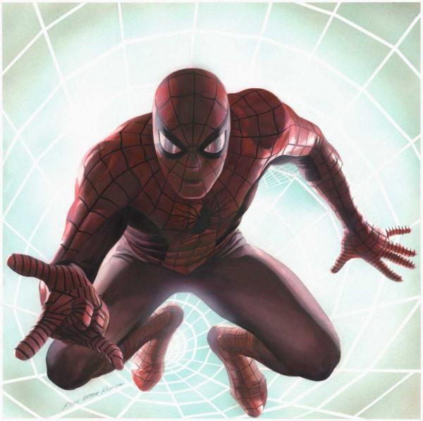 SpiderMan-Rockomic