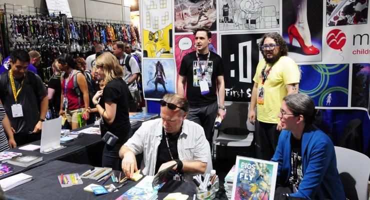 "SDCC '17: Box Brown Discusses His Eisner Award Nominated ""Tetris"""