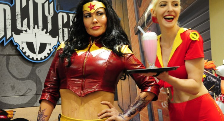 SDCC '17: Does a Lack of Upcoming Movie Merchandise Say Anything for DC Collectibles?