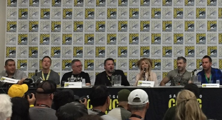 SDCC'17: Aspen welcomes Lindsey Stirling, Darick Robertson, and Ron Marz to the family ahead of its 15th anniversary