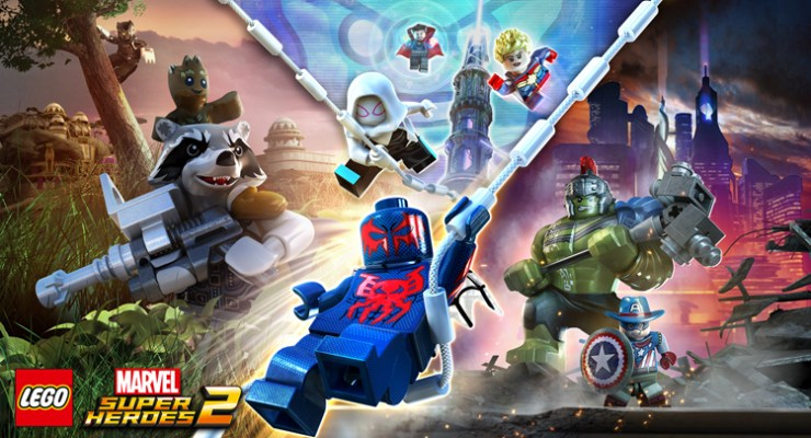 SDCC'17: TT Games creative director on LEGO-ing up The House of Ideas in LEGO Marvel Super Heroes 2