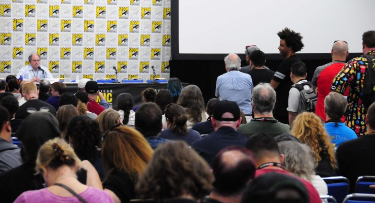 SDCC '17: Talk Back Panel Possibly Reveals Failures in Hall H Wristbands and ADA Compliance