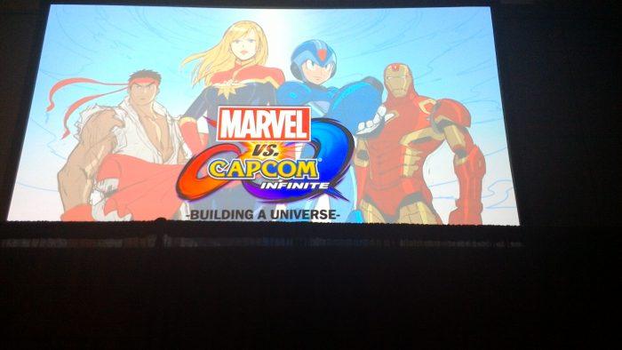 SDCC'17: MARVEL VS. CAPCOM: INFINITE panel talks about blending two worlds the MarvCom way.