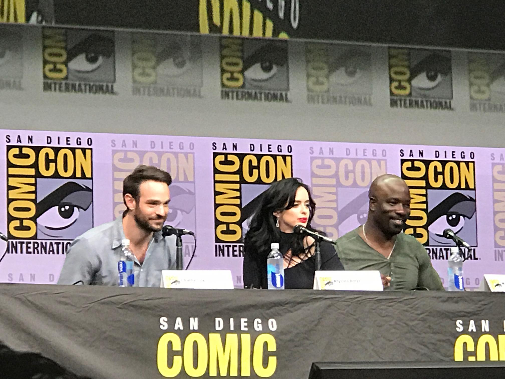 Black Panther cast details their secret Comic-Con footage