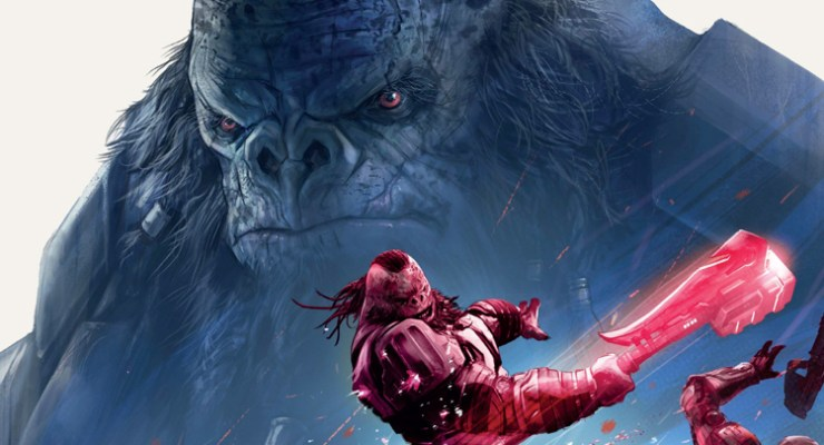 ONE or DONE: – Halo: Rise of Atriox #1 is short film comics at its best.