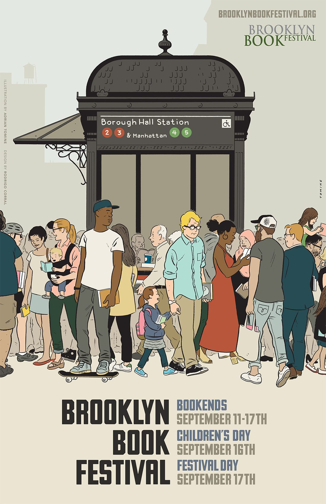 Brooklyn Book Festival 2017: All the Graphic Novel Goodness (PR)