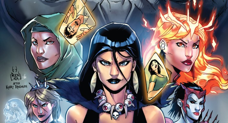 ONE OR DONE: Aspen Comics new event shows Decimation can be a good thing.