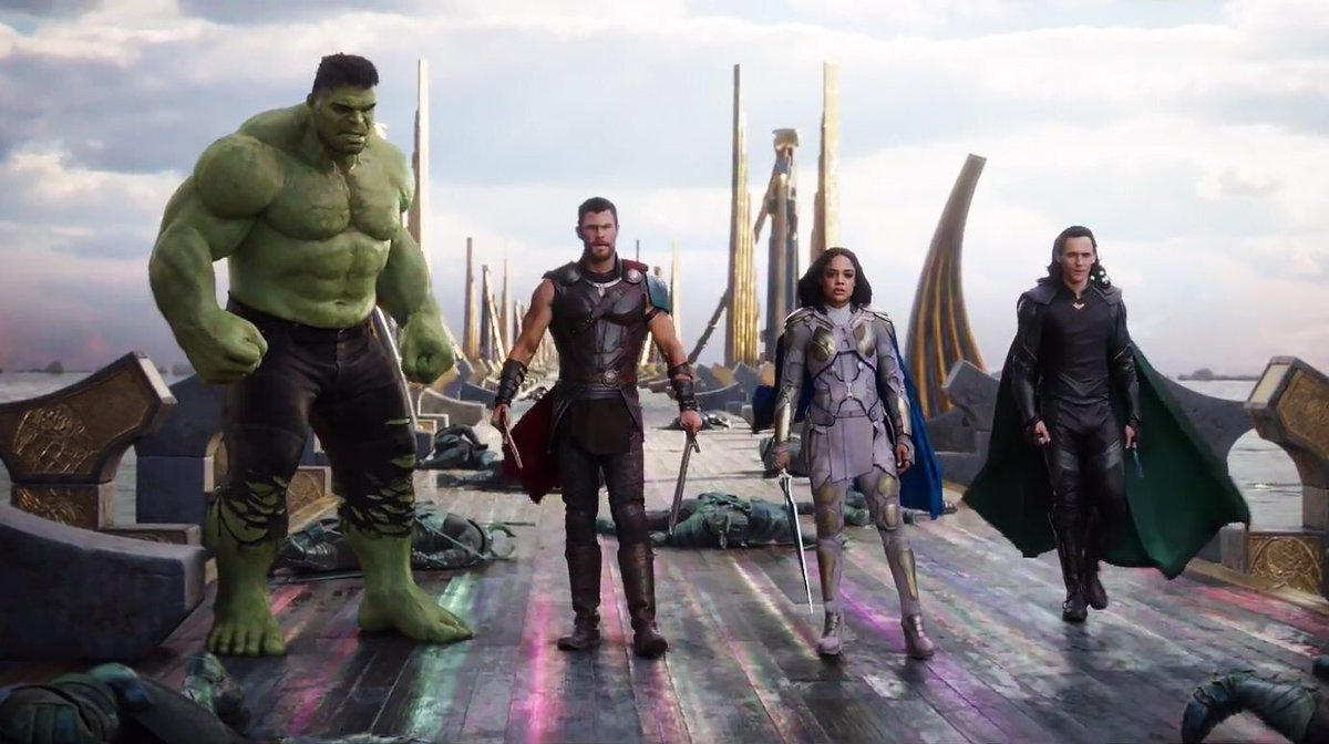 Review: THOR: RAGNAROK adds some sparkle to the Marvel