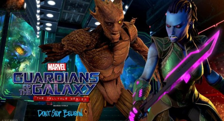 REVIEW: Telltale's GOTG is a concert that ends on a high note and calls for an encore.