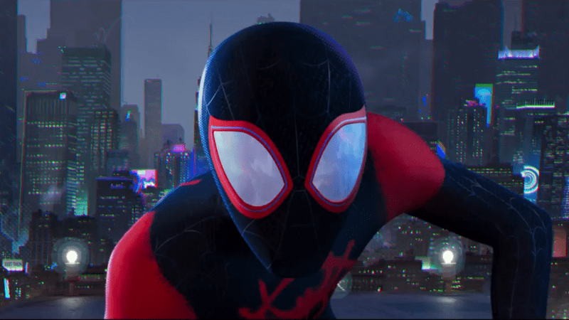 Miles Morales Swings into Action in Animated Spider-Man Trailer