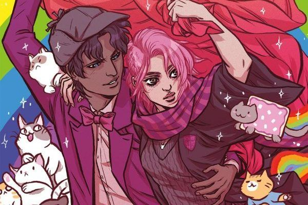 EXCLUSIVE PREVIEW: Teaching you there's always plenty of fish in THE SECRET LOVES OF GEEKS
