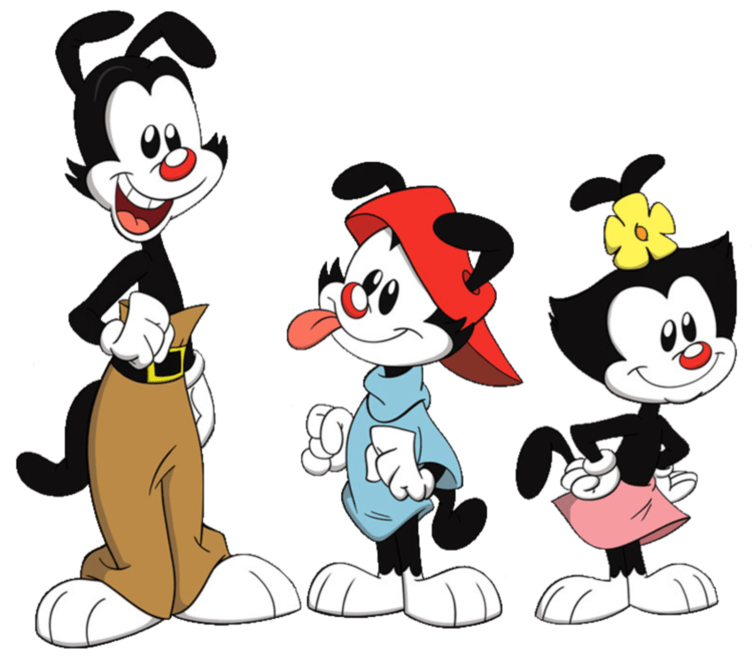 A Zany to the Max 'Animaniacs' Revival Is Coming to Hulu