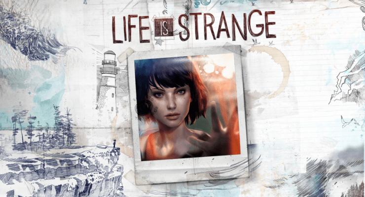 Titan to publish comics based on the award winning LIFE IS STRANGE game!